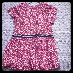 Gymboree Valentines Dress